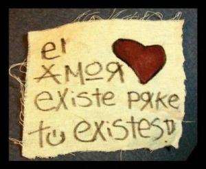 El amor se llama como tu